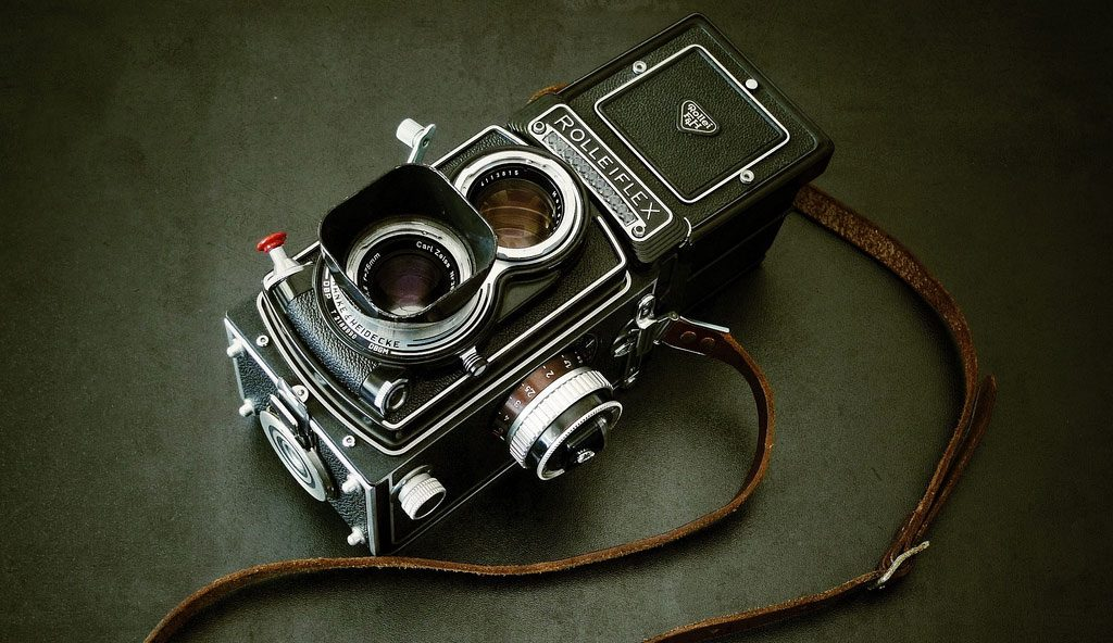 Mint Twin Lens Reflex Instant Film