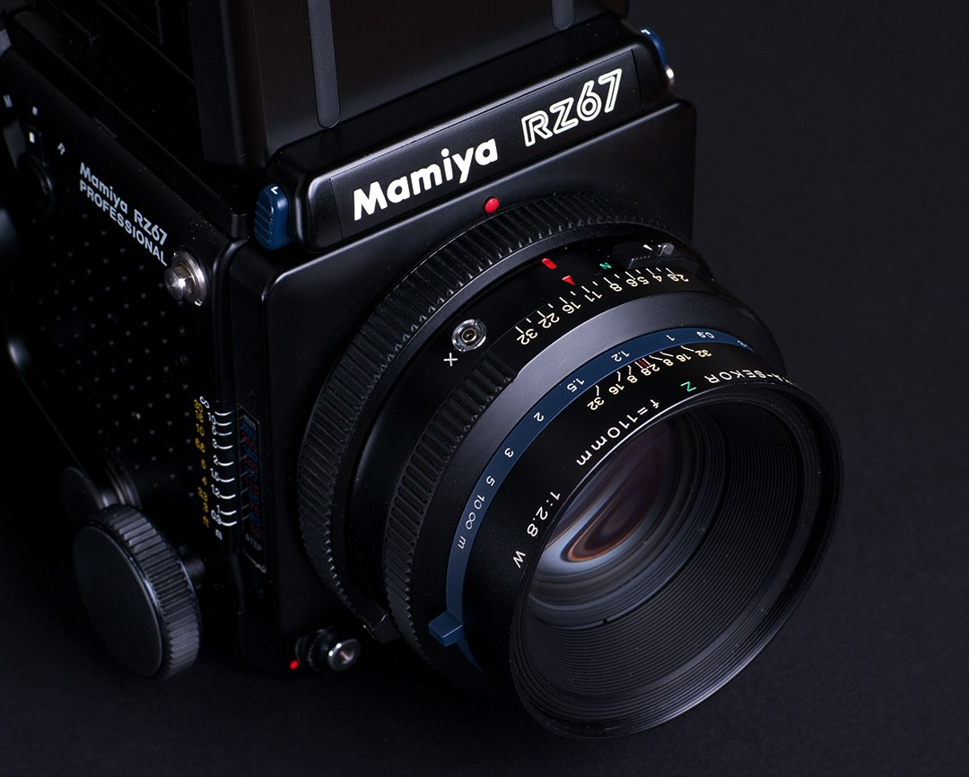 """RZ67 Pro and RB67 Mamiya monsters are the perfect """"aspect ..."""