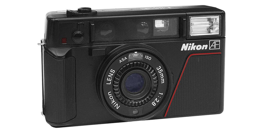 the nikon l35af came out in 1983 and was nikon s first autofocus rh anatomyfilms com Nikon Instruction Manuals Nikon D3100 Reference Manual
