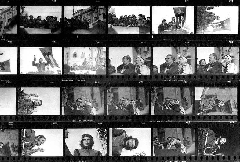 Che Contact sheets