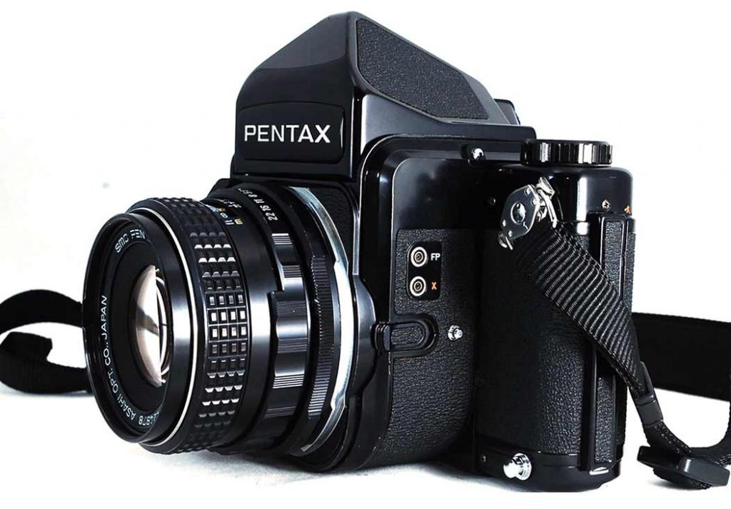 some people refer to the pentax 67 as frankenmonster rh anatomyfilms com pentax 67 bellows manual pentax 67 ttl pentaprism manual