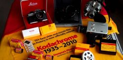 Kodachrome – the King is Dead