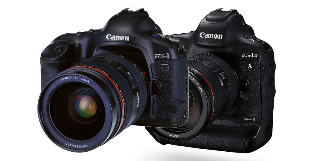 Canon 1V – Digital Blueprint