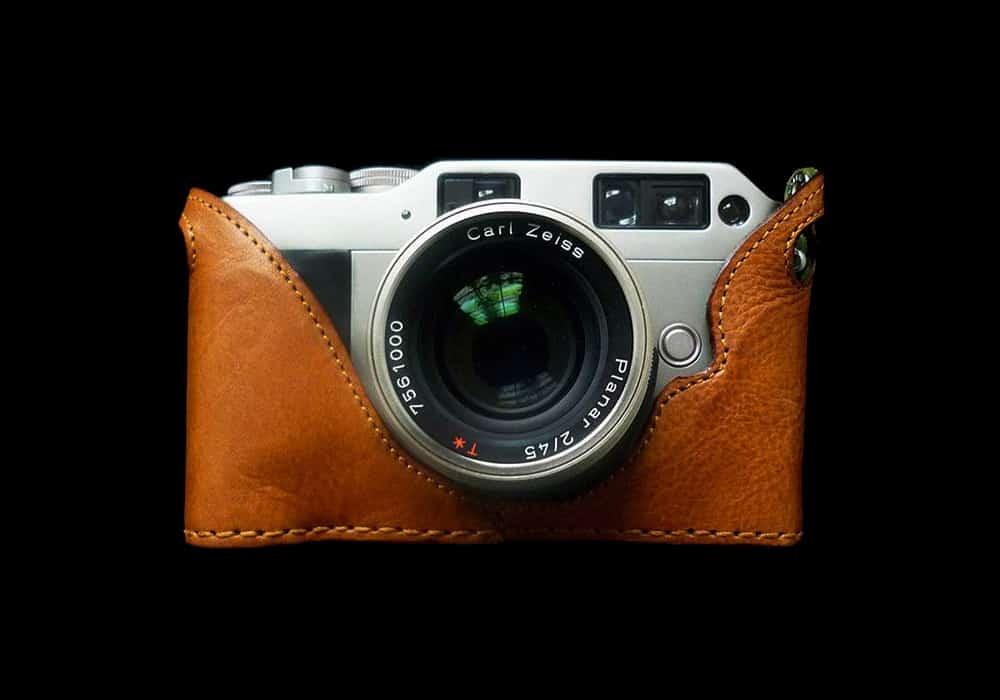 Leica vs Contax