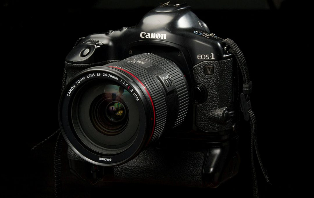 Canon 1V HS – Digital Blueprint