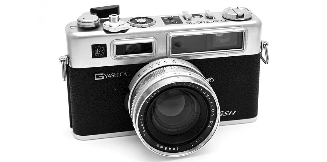 Yashica Electro 35 GSN – A Better Mousetrap