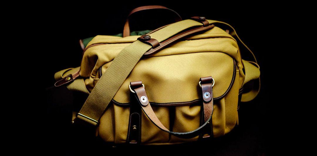 Billingham – The IZOD of Bags