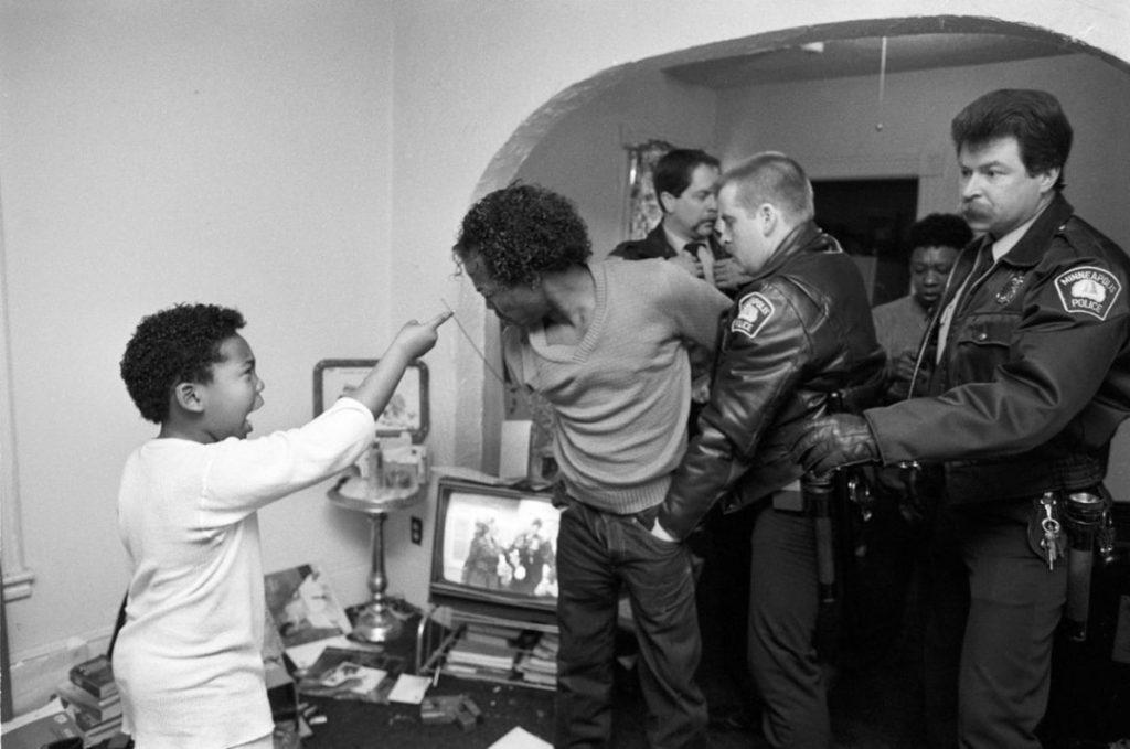 conflict photographer