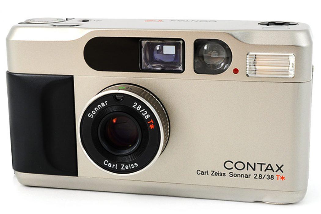 Contax T2 – Titanium Zeiss