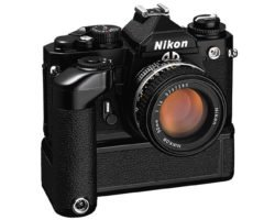 Nikon FM3a – The Last Mohican