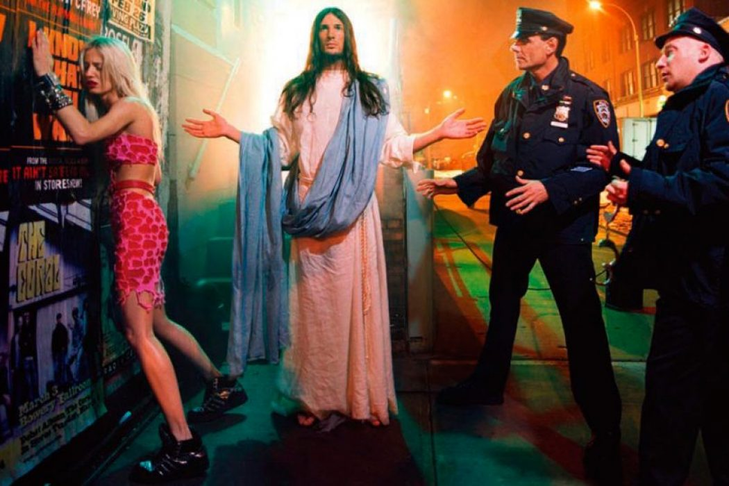 David LaChapelle in Isolation