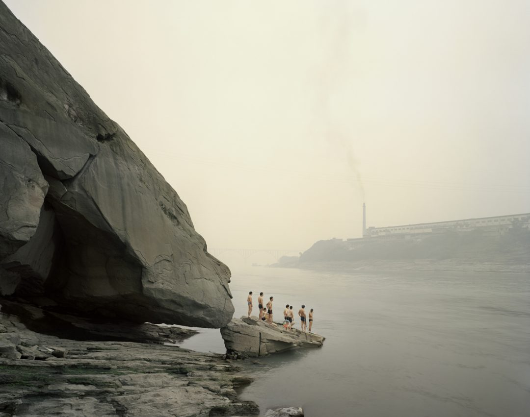 Nadav Kander Large Format Photography