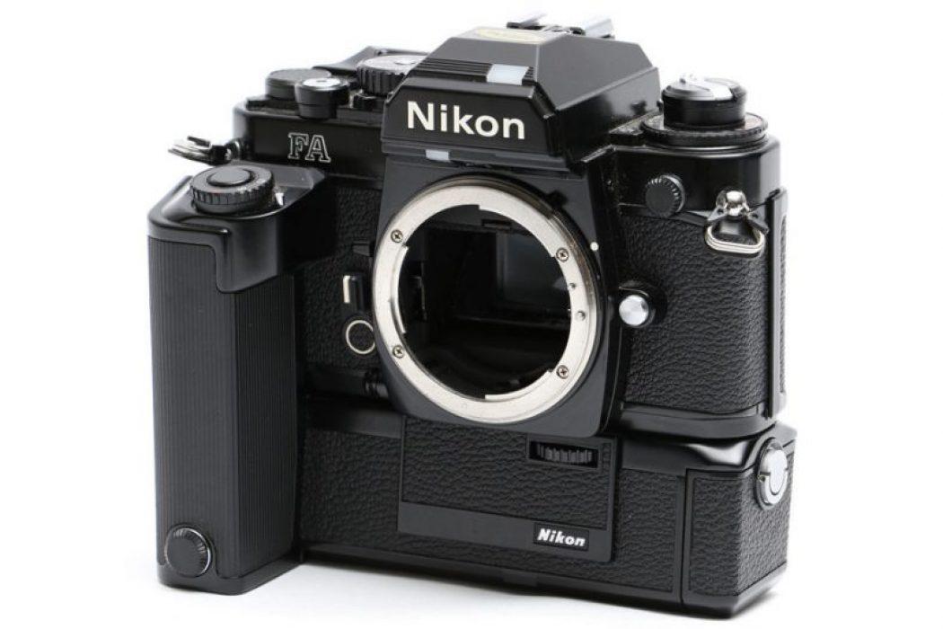 Nikon FA – Forgotten?