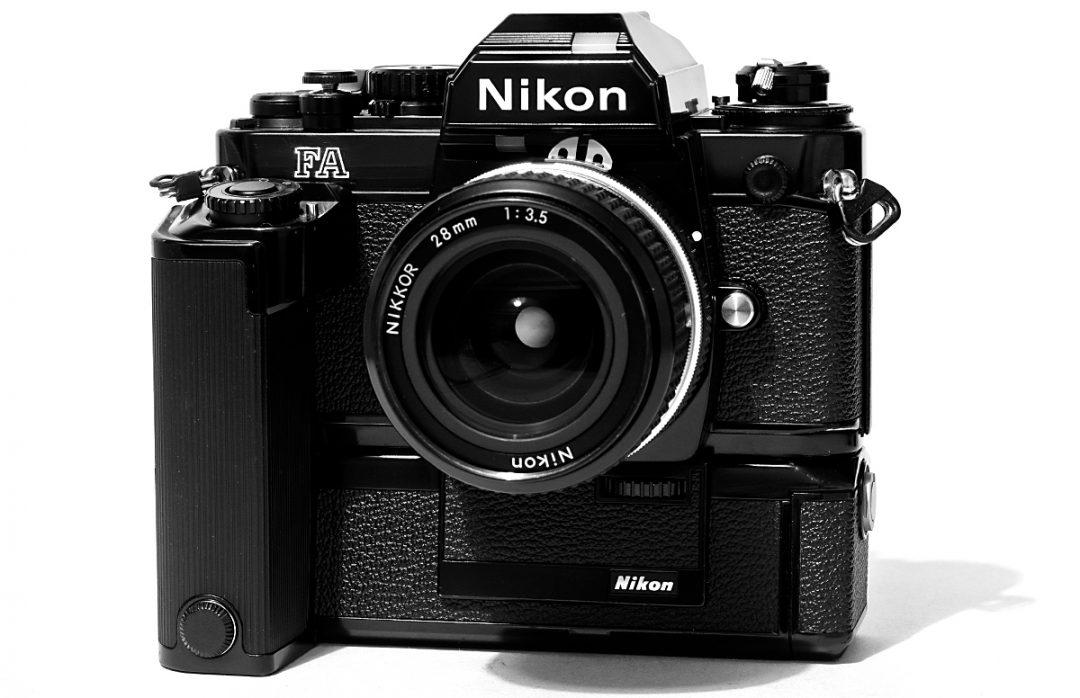 Nikon film