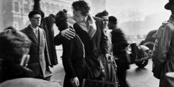 Robert Doisneau – More Than a Kiss