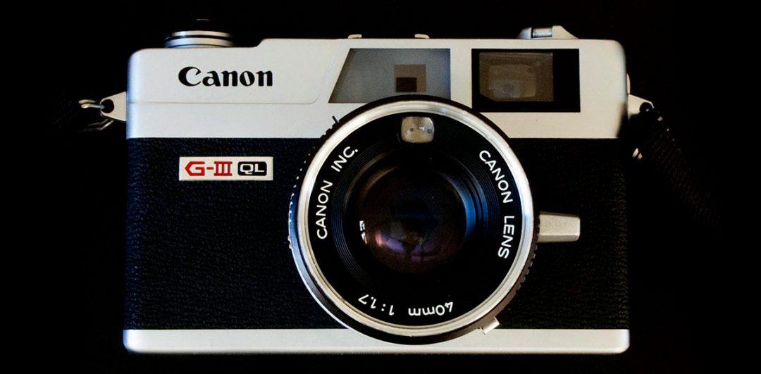 Canonet G-III 17 – Baby Rangefinder