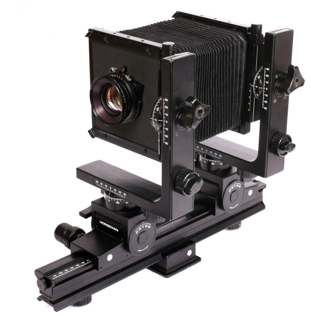 Horseman 4x5 Camera