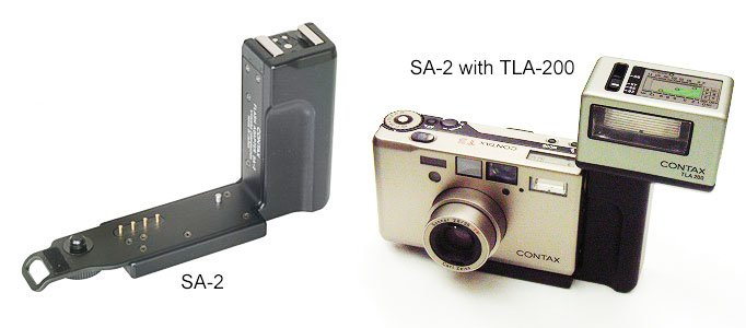 Contax T3 camera