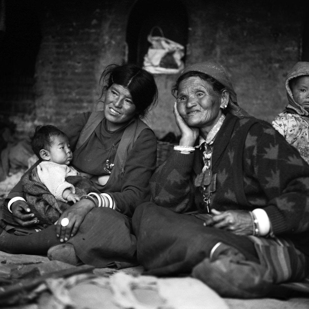 Portrait of Tibet