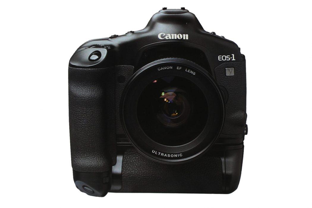 Canon EOS 1V – Blueprint for the Future