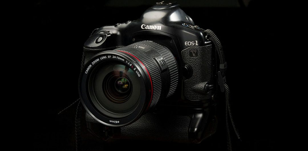 Canon EOS 1V – Blueprint for the Future