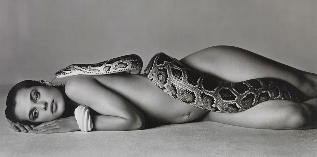Richard Avedon – Portrait or Fashion Icon?