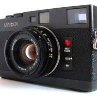 Minolta CLE – A Better Leica?