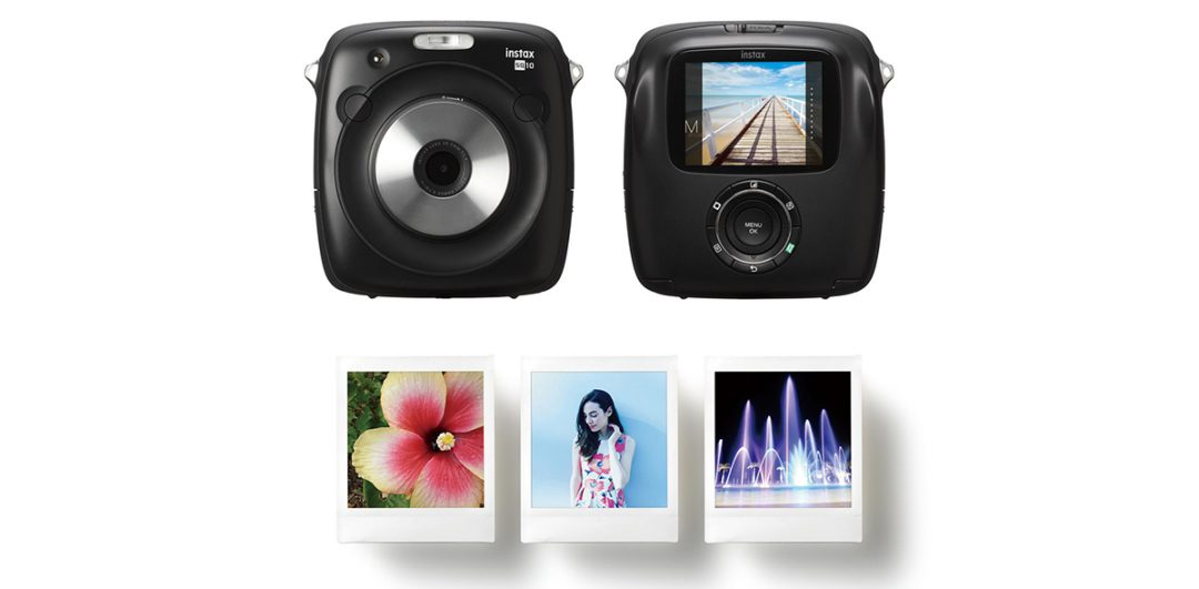 The New Instax SQ10 – The Wrong Road?