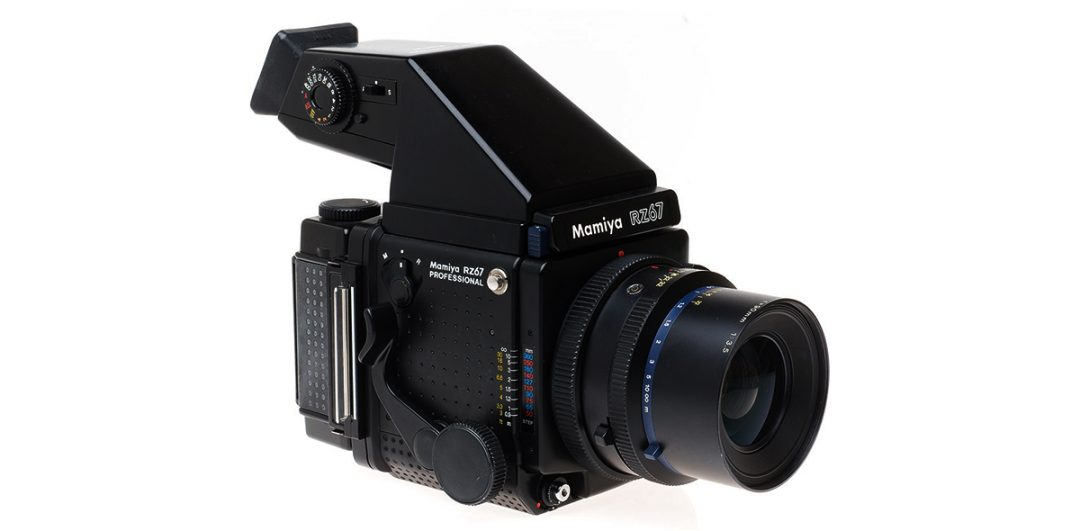 Mamiya – Grandaddy of 6×7?