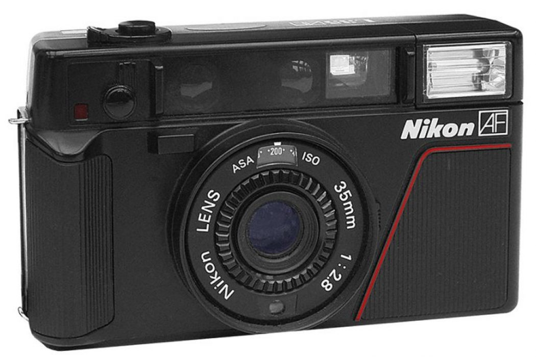 Nikon L35AF – Not Hip Enough?