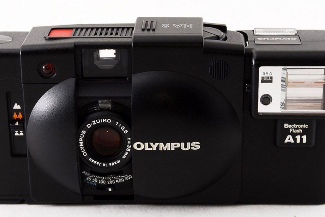 The Olympus XA Family