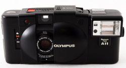 The Olympus XA Family
