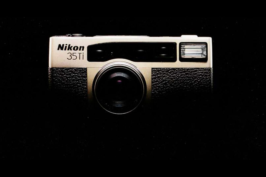 Nikon 35Ti – The Art Deco Camera
