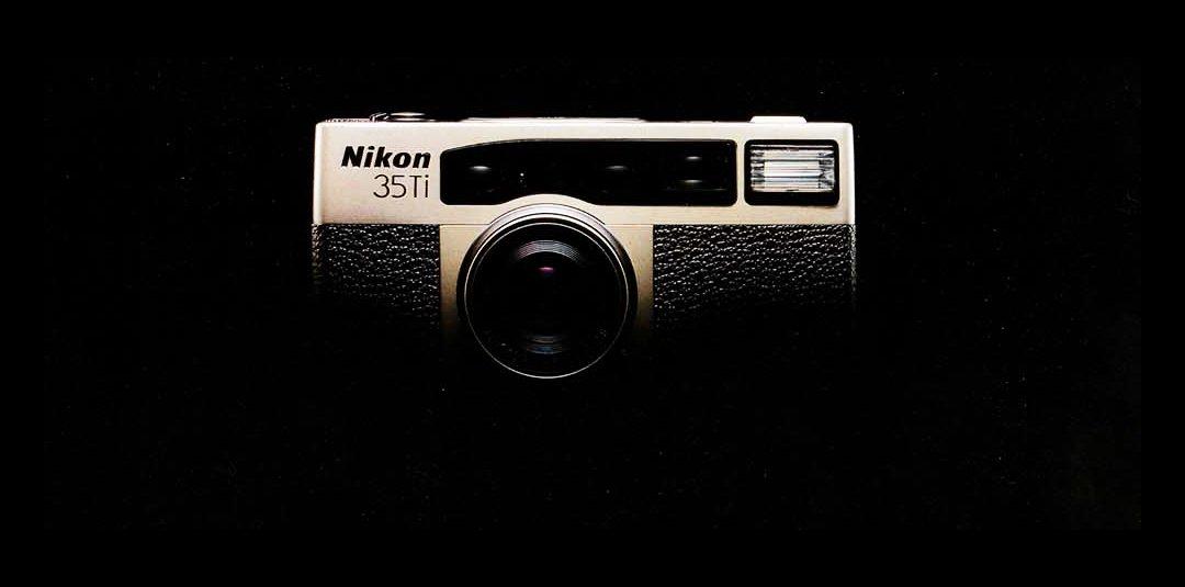 Nikon 35Ti – The Art Deco Camera