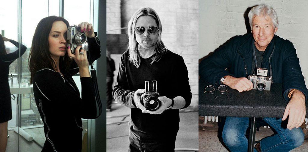 Celebrity Cameras