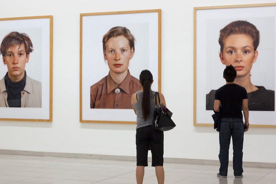 Thomas Ruff – The Portraits