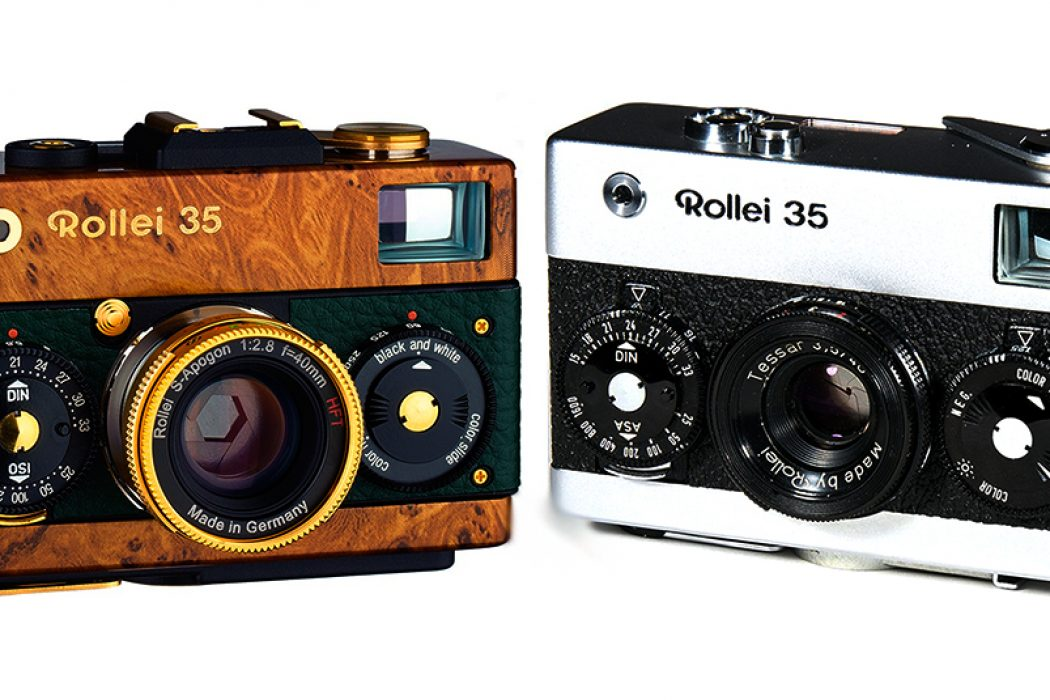 The Rollei 35's