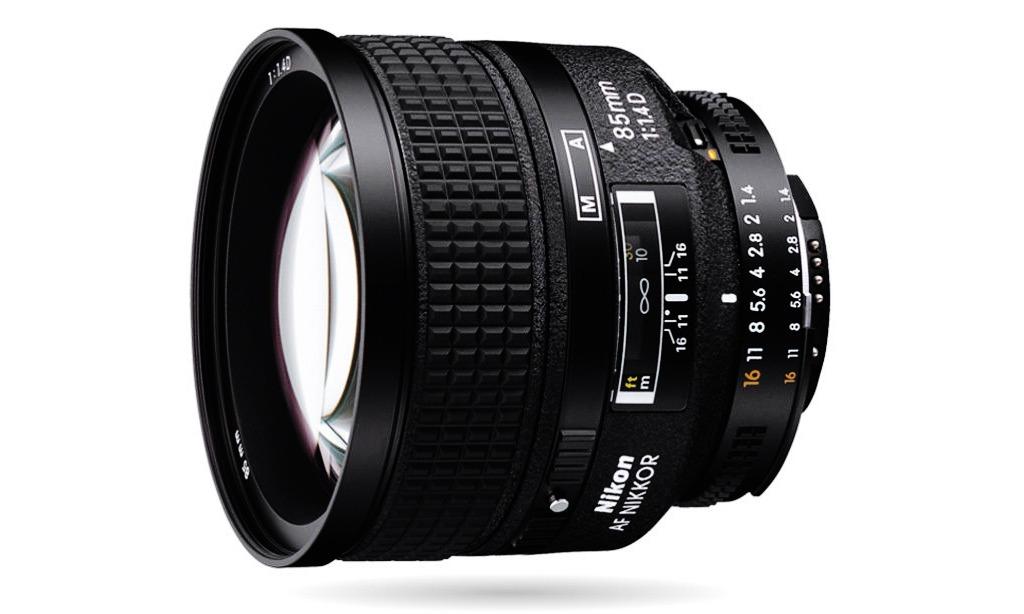The Legend – Nikon 85mm F/1.4