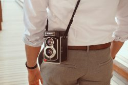 Rolleiflex Goes Instant