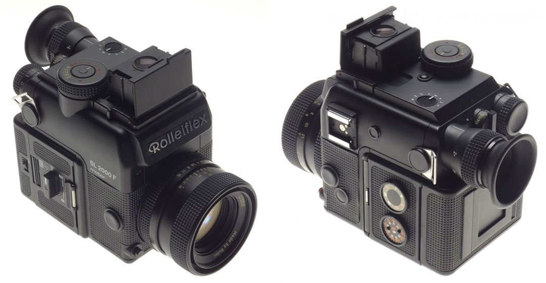 Rolleiflex SL2000F – The Rollei 35mm SLR