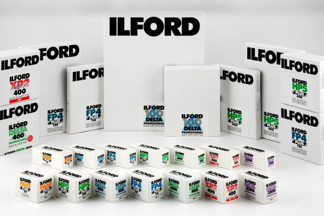 Ilford Films Grande