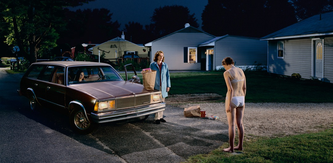 Gregory Crewdson – Edward Hopper on Film