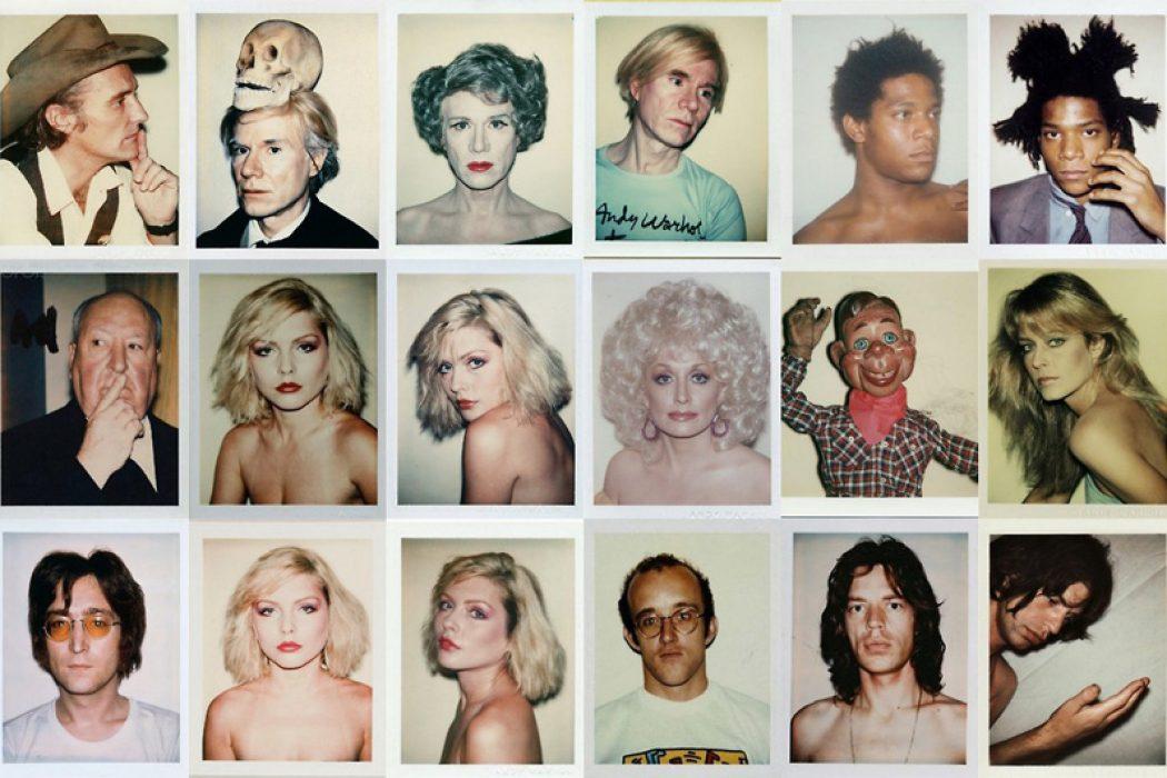 Andy Warhol – Analog Selfie