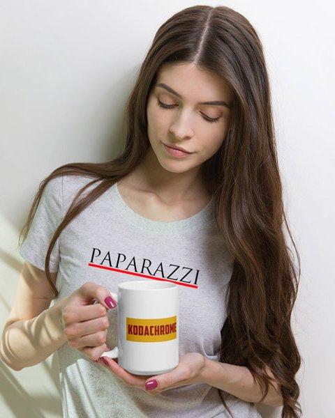 kodachrome t-shirts and mugs