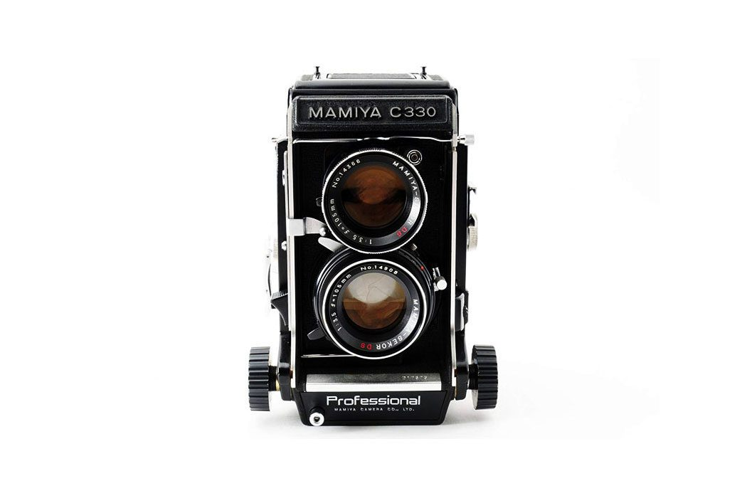 The Mamiya 330 – A TLR Legend