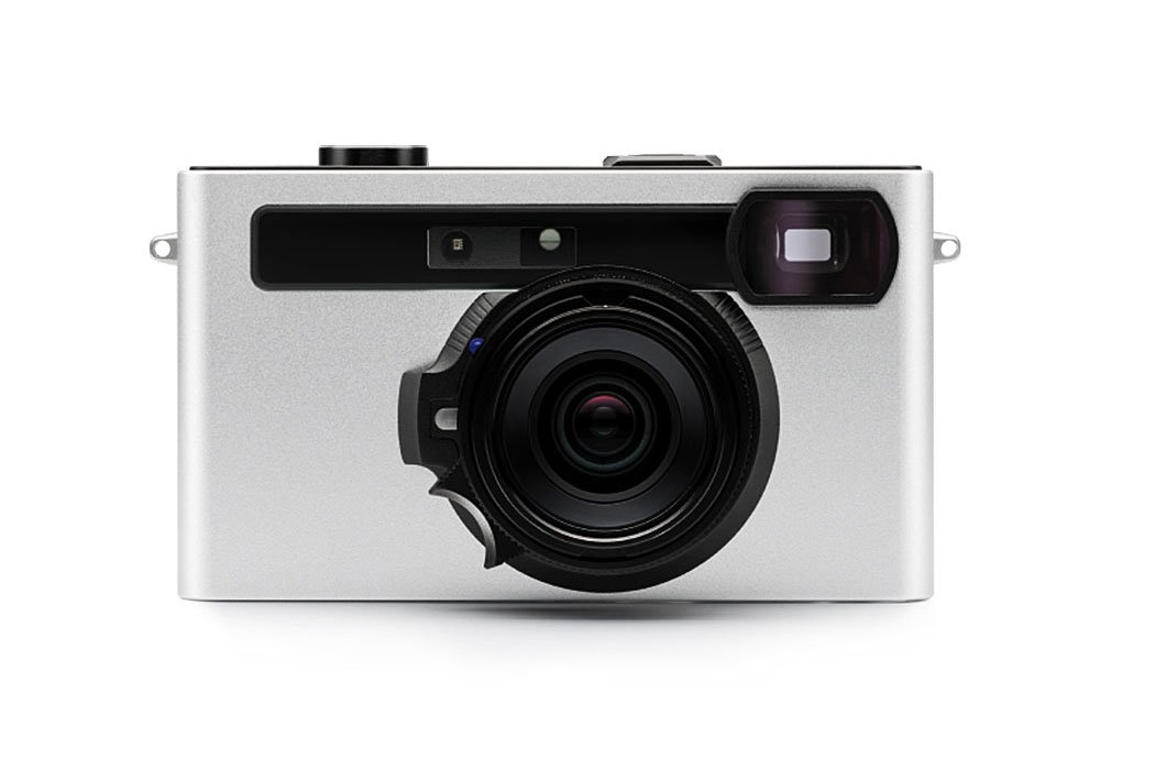 The Pixii Rangefinder Camera