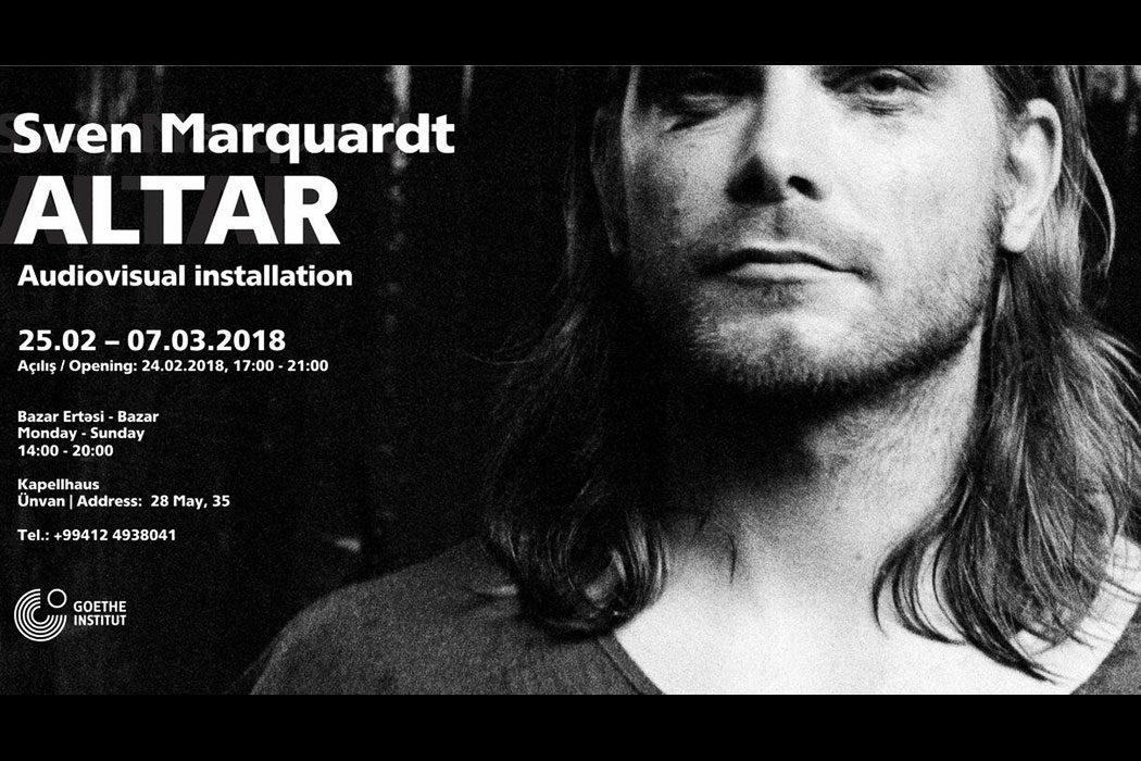 Sven Marquardt – German Industrial