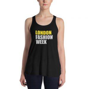 London FW Women's Flowy Racerback Tank
