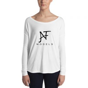 AF Models Ladies' Long Sleeve Tee