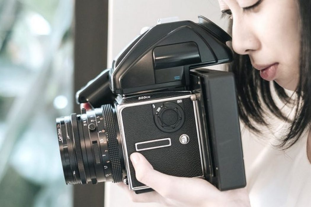 Instax Backs for Medium Format Cameras